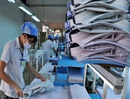 <b>Viet Tien gains 556b dong gross profit in first 9 months</b> <br /><i>Viet Tien Garment JSC has released the consolidated business results for the first nine months of 2014.