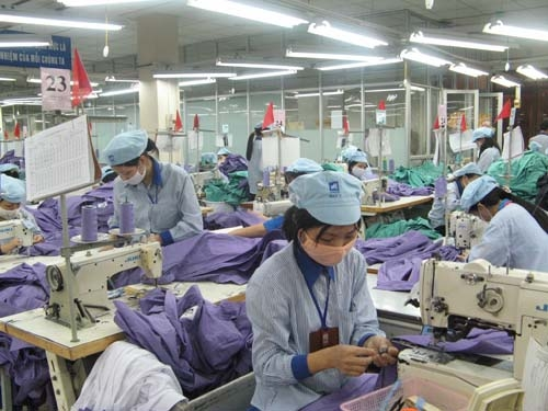 Development plan of garment and textiles industry of Vietnam